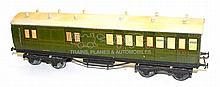 Leeds O-gauge Suburban Passenger Coach