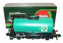 Marklin 1-gauge 5867 Tank Wagon