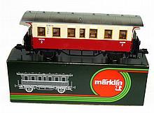 Marklin 1-gauge 5801 Passenger Coach