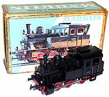 Marklin HO 3-rail 3029 0-6-0 Tank Locomotive