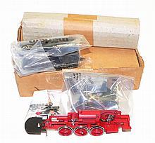 Marklin HO 3894 4-6-2 Streamlined Locomotive Kit