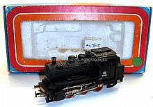 Marklin HO 3000 0-6-0 Tank Locomotive