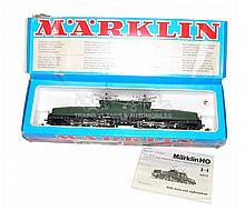 Marklin HO 3015 2-6-6-2 Crocodile Locomotive