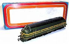 Marklin-Hamo HO 3-rail 8366 Co-Co Diesel Locomotive