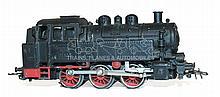 Marklin HO 3-rail TM-800 0-6-0 Tank Locomotive
