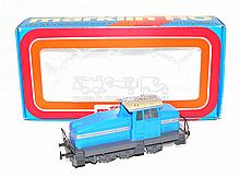 Early Marklin HO 3078 0-6-0 Diesel Shunting Locomotive