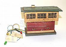 Early Marklin HO electric Signal Box