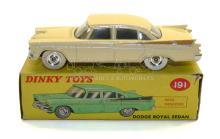 Dinky 191 Dodge Royal Sedan