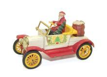 Dinky Santa's Model T Ford