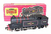 Hornby Dublo 2217 2-rail diecast 0-6-2 Tank Locomotive