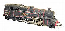 Hornby Dublo 2-rail diecast 2-6-4 Tank Locomotive