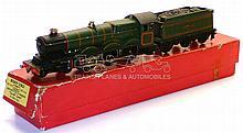 Hornby Dublo 2-rail 4-6-0 Locomotive & Tender