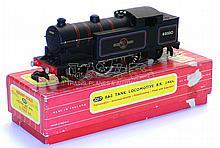 Hornby Dublo 2217 2-rail BR 0-6-2 Tank Locomotive