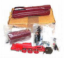 Marklin HO 3889 4-6-2 Streamlined Locomotive Kit