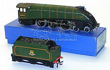 Hornby Dublo 31011/1 3-rail LII BR Locomotive & Tender