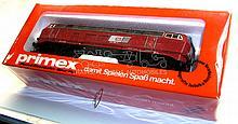 Primex HO 3019 BO-BO Diesel Locomotive