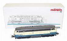 Marklin HO 3-rail 3374 BR 216 Diesel Locomotive