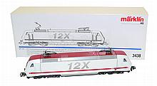 Marklin HO 3-rail 3438 BR 128 Electric Locomotive