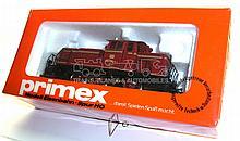 Primex HO 3194 0-6-0 Diesel Locomotive