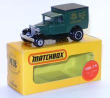 Matchbox MB75 Ford Model A Van