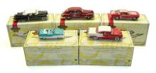 Five Matchbox Collectibles Vehicles