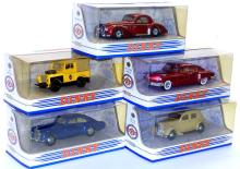 Five Dinky Vehicles
