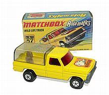 Matchbox No. 57 Rola-matics Wild Life Truck