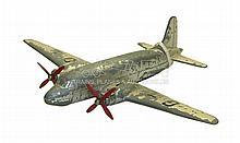 Dinky 70c diecast Viking Airliner.