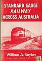 Book: 'Standard Gauge Railway Across Australia'