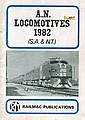 Book: 'A.N. Locomotives 1982'