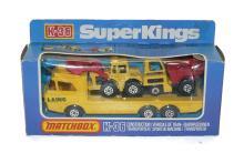 Matchbox Super Kings K36 Construction Transporter