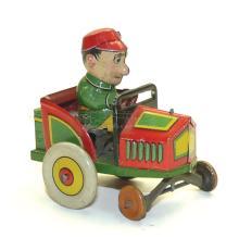 Marx tinplate clockwork Car