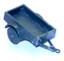 Small plastic Trailer