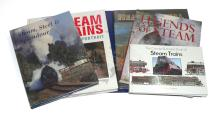 Six Railway Books