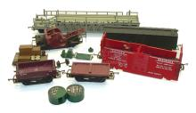 Selection of Tri-ang OO-gauge Rolling Stock Pieces