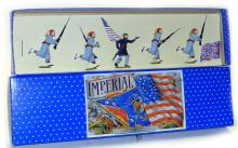 Imperial Collectors Set of five diecast American Civil War Soldiers