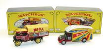 Two Matchbox Models of Yesteryear