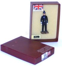 Britains diecast Figure of English Policeman