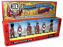 Britains 7225 1-gauge Set of six Figures