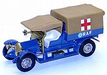 Matchbox Y13 1918 Crossley R.A.F. Tender