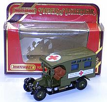 Matchbox Y25 1910 Renault Ambulance