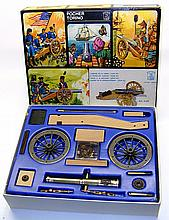 Pocher Torino C/02 Cannon Kit