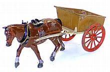 Britains Horse and Farm Cart