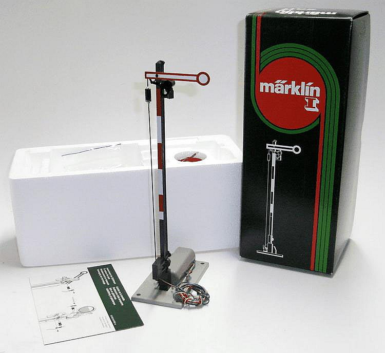 Marklin 1-gauge  No. 5611 Signal Kit