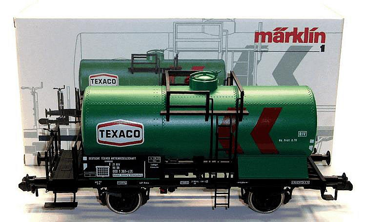 Marklin 1-gauge 5898 4-wheel Tanker
