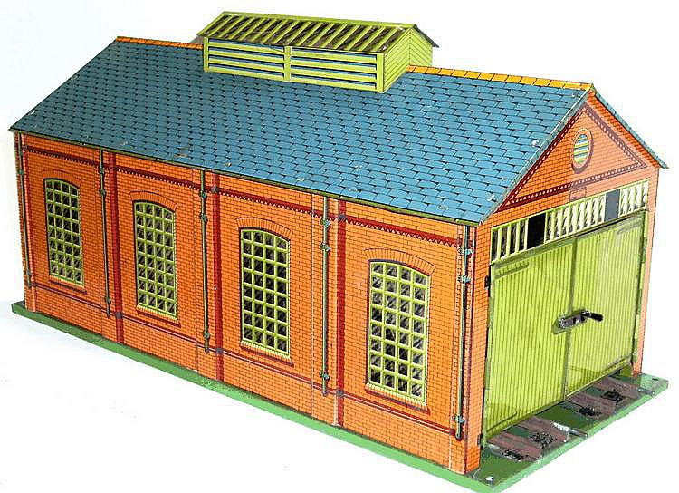 Hornby O-gauge No. 2A Engine Shed