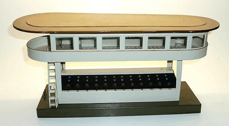 Marklin O-gauge Electric Signal Box