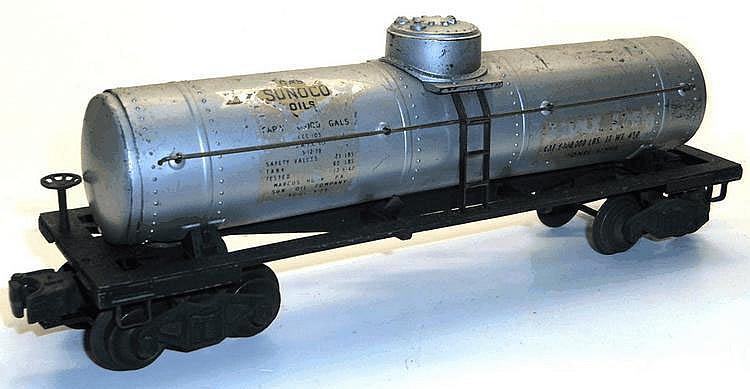 Lionel O-gauge 955-6 Bogie Tanker