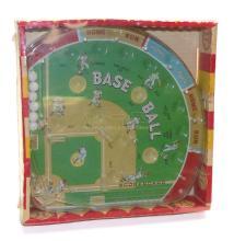 Marx Baseball Pinball Game