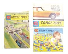 Three Corgi Catalogues